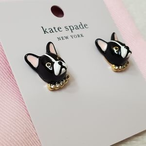 ♠️  Kate Spade ♠️ bulldog studs